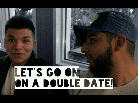 VLOGGING AN ENTIRE DOUBLE DATE!!!