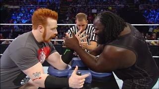 WWE Arm Wrestling