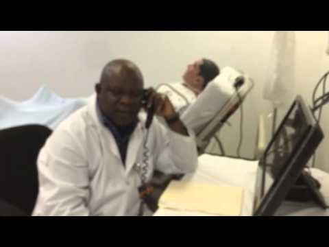 Nurse phone conversation