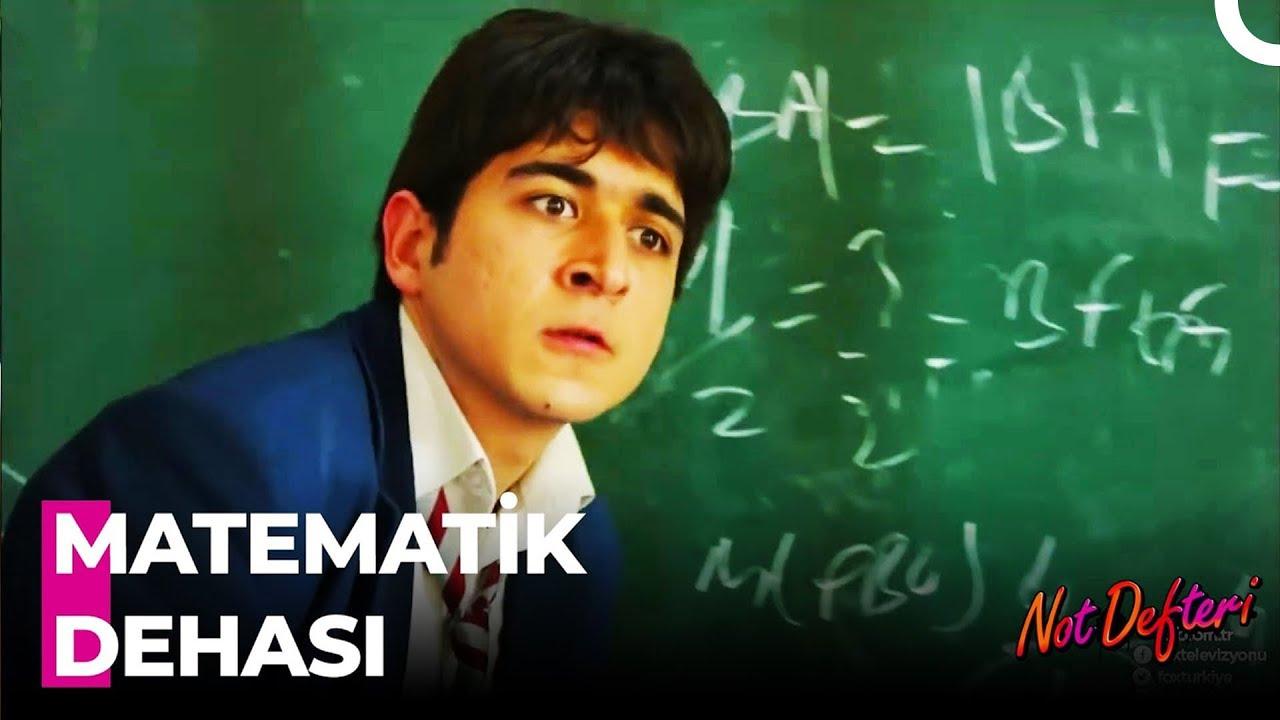 Süleyman, Matematik Dersinde Şovunu Yaptı - Not Defteri 9. Bölüm