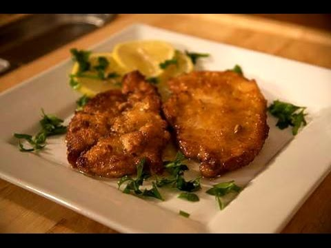Chicken in Lemon Sauce -  Rossella's Cooking with Nonna