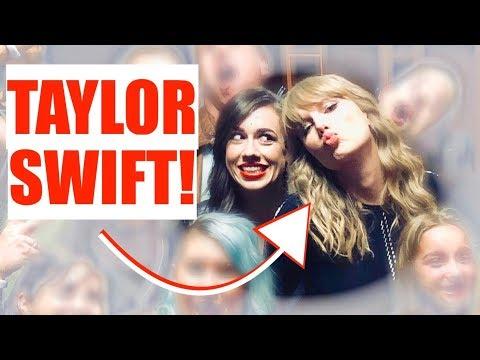 MEETING TAYLOR SWIFT!