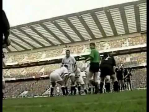 Rugby Test Match 1997 (2nd) - England vs. New Zealand