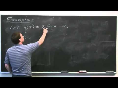 Worldwide Calculus: The Natural Logarithm