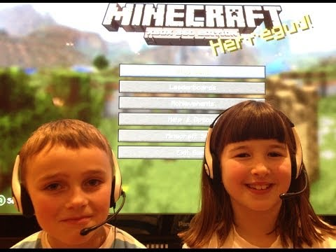 Minecraft Xbox - How to complete the tutorial for iBallisticSquid with Grace