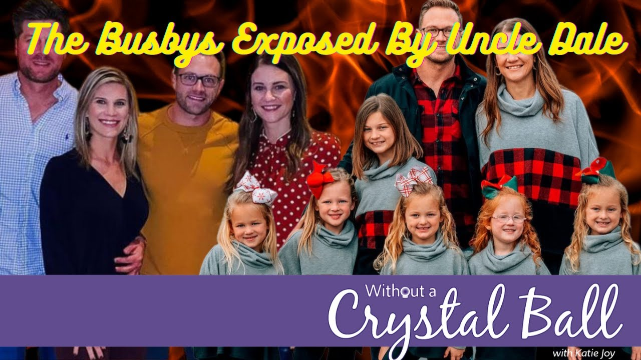 """Adam & Danielle Busby's Family Exposed By """"Uncle Dale"""" After Not Following Rules & Lying to Fans"""