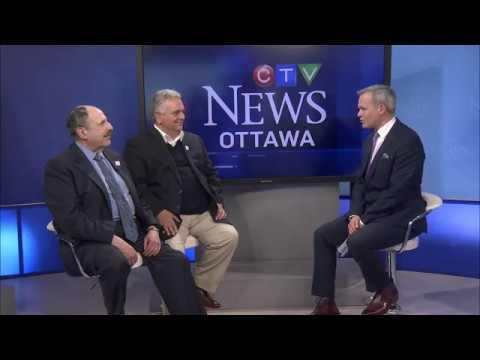 CN Cycle for CHEO - CTV News at Six - May 4, 2018