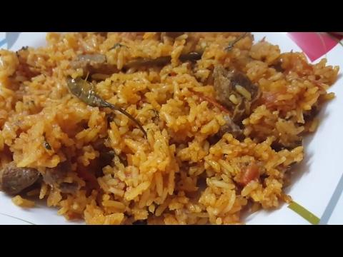 Gosht ki Tahari (An Authentic Recipe Of Gulbargha)