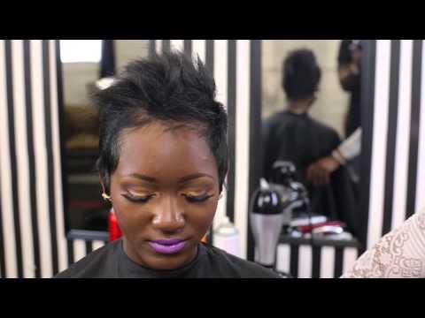 HOW TO CUT A PIXIE (PIXIE HAIR CUT)