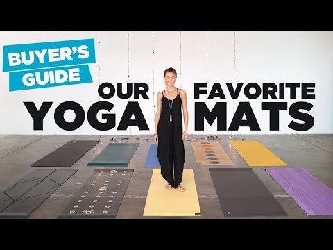Yoga Mat Buyer's Guide - Our 10 Favorite Yoga Mats On the Market