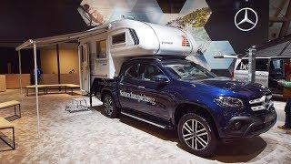 CMT 2018: novità camper, caravan e accessori - All the new-for motorhomes, caravans and accessories