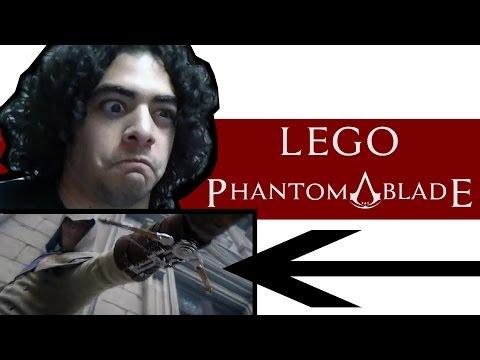 Lego Phantom Blade By LordSylvanus Studio