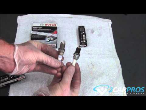 Spark Plug Replacement Toyota Tacoma 1995-2004