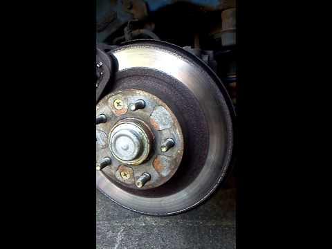 Mazda 6 Gen1 Rear Seized Caliper?