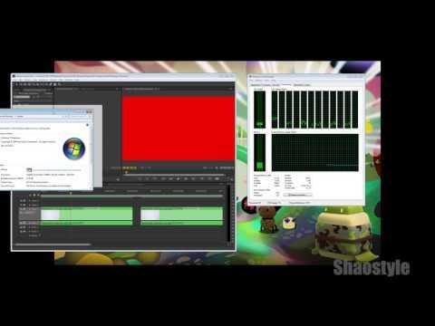 Red Screen Glitch in Premiere Pro