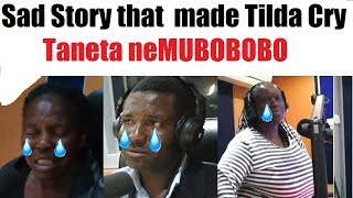 Sad story that made Tilder Cry - murume 43yrs aneta ne mubobobo
