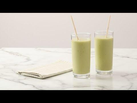 Avocado-Banana Smoothie- Martha Stewart