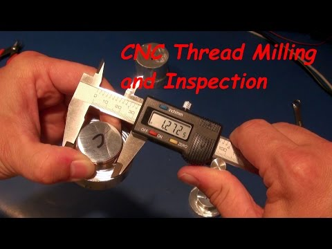 CNC Thread Milling with Fusion 360 from A to Z