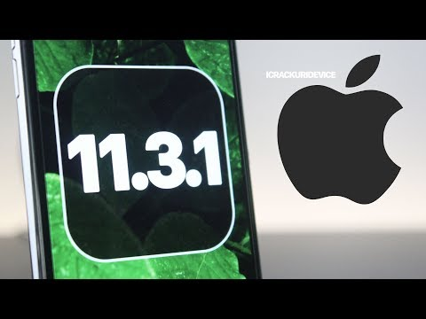 iOS 11.3.1 Released! | URGENT UPDATE! Whats New? (iOS 11)