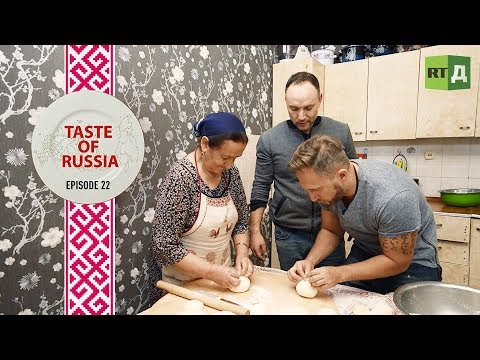 Flat blades & flatbread in Kabachi: The town that armed the ancient world - Taste of Russia Ep. 22