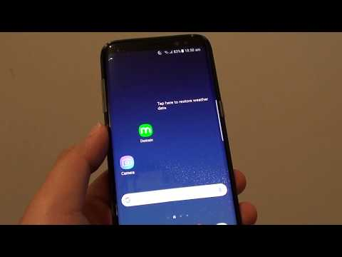 Samsung Galaxy S8: How to Change Samsung Account User Information
