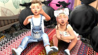 THE ORPHAN TWINS | BIRTH TO DEATH STYLE | THE SIMS 4: STORY