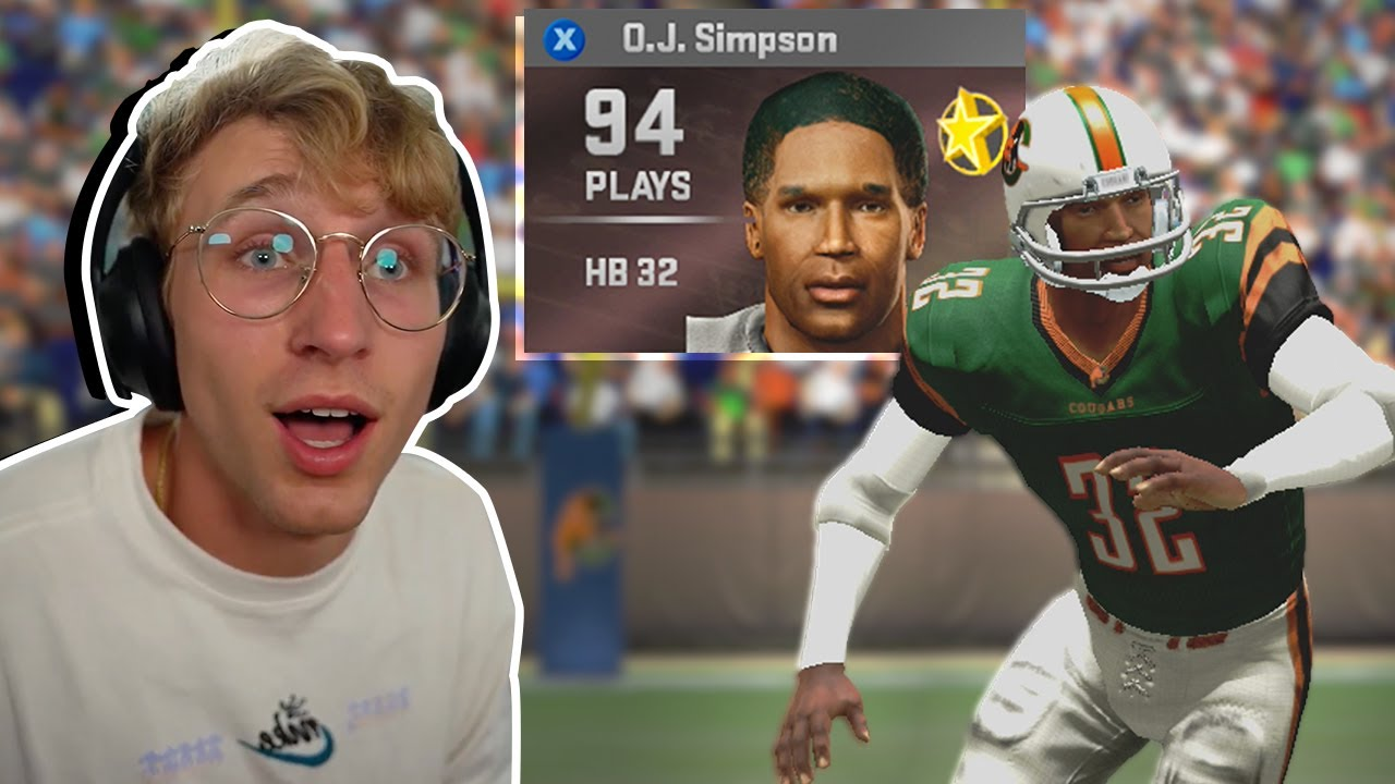 This... is All-Pro Football 2k8...