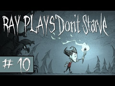 Ray Plays Don't Starve - Winter Harvesting