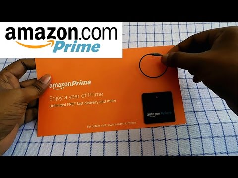Amazon Prime Unboxing & Review [HINDI] - How to avail amazon prime membership