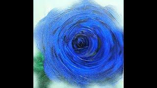 Rosen malen einfach