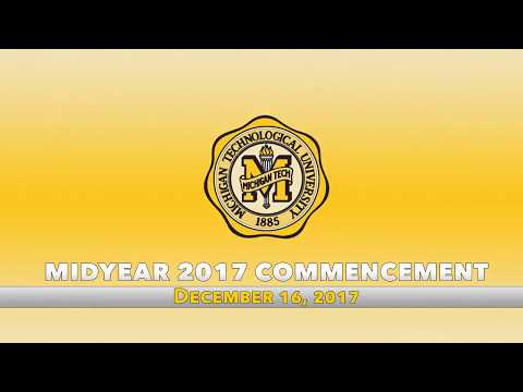 Fall 2017 - Full Commencement Ceremony