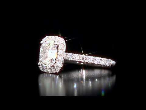 Maiden Lane Bridal Collection: ASPIRI Engagement Ring