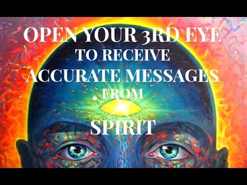 Receive Accurate Messages from Spirit Guides Guided Meditation