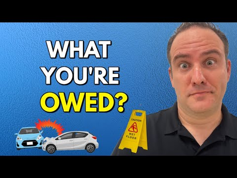 What You Can Claim for Personal Injury Compensation (Accidents)