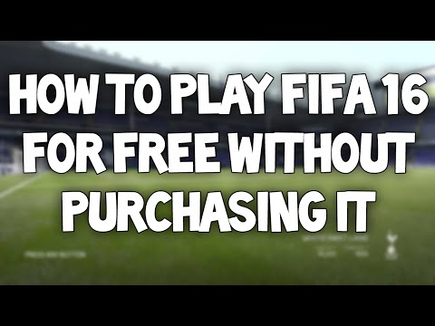 Tutoiral: How to Play FIFA 16 FREE on PC [2016]