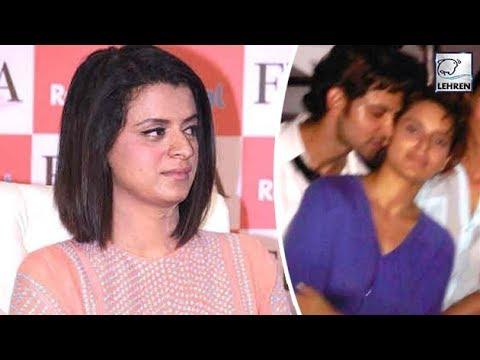 Kangana Ranaut's Sister Rangoli Shares Emails Sent By Hrithik Roshan To Kangana | LehrenTV