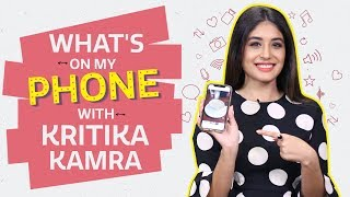 Kritika Kamra: What's on my phone | Fashion | Lifestyle | Pinkvilla