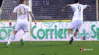 Highlights Empoli FC-AC Milan 27th November 2016 Serie A