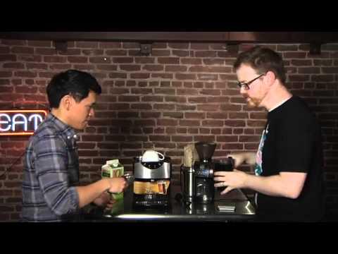 Quick Look At The Mr Coffee Espresso Cappuccino Maker