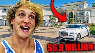 Top 10 Most Expensive YOUTUBER HOUSES! (Logan Paul, Jake Paul & More)