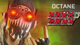 OCTANE IS OP | APEX Legends
