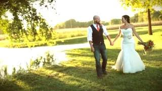 "Corwin & Shanna - Wedding Day ""From The Ground Up"""