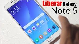 Como Liberar Samsung Galaxy Note 5 - Simple y rápido / Desbloquear para cualquier Sim GSM