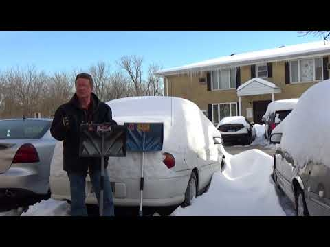 Poly Snow Shovel