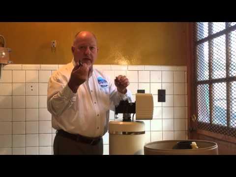 Culligan water softener no soft water & salt tank in York, Hanover, Gettysburg, PA