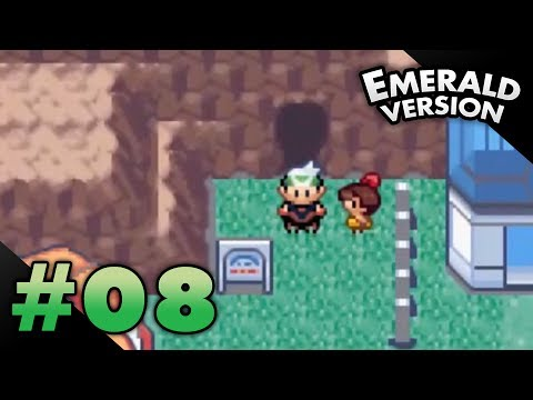 Let's Play Pokemon: Emerald - Part 8 - Verdanturf Town