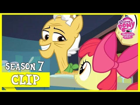 Apple Bloom Meets Grand Pear (The Perfect Pear) | MLP: FiM [HD]