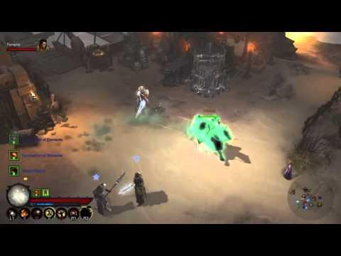 Diablo 3, PS4: LoN Bombardment Guide GR85+