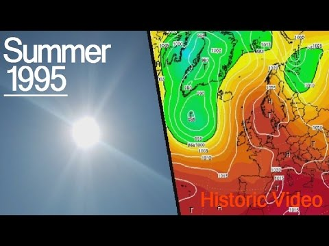 Historic Weather - Summer 1995