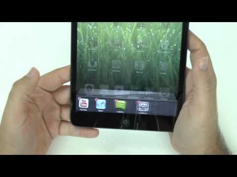 iPad Mini Crashing